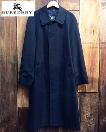 【 BURBERRY 】 Bal Collar Coat recommend for Men.