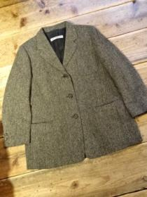 Design Tweed Tailored Jacket