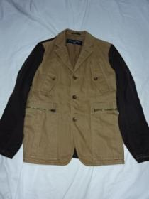 Docking Design Tailored Jacket