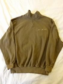 1990's Half-Zip Sweat Shirt