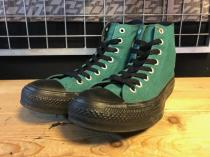 converse ALL STAR PIT HI (グリーン) USED