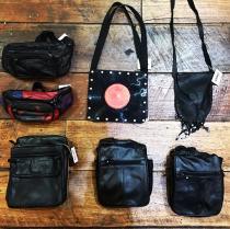 【 Black leather bag 】 新商品入荷 recommend for Men.