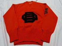 1960's Lettered Sweater
