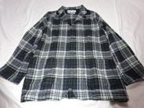 Design Wool Check Jacket