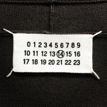 【 Martin Margiela 14 】 elbow patch cardigan  recommend for Men.