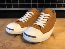 converse JACK PURCELL COLORS (カーキ) USED