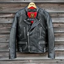 BARKBOX & GOLDTOP Collaboration Leather Jacket