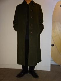 1960~70's Euro Wool Long Coat