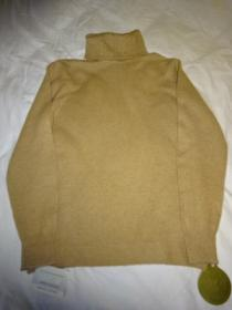 1990's Cashmere Turtle-Neck Sweater