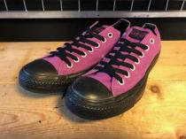 converse ALL STAR PIT OX (パープル) USED
