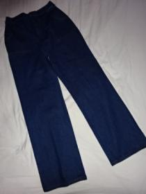 1970's Wide Denim Pants