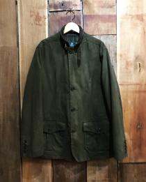 【 Barbour 】  wax cotton jacket . recommend for Men.