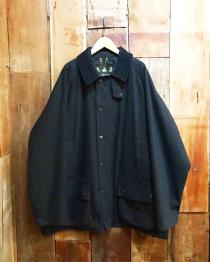 【 Barbour wool jacket 】 recommend for Men.