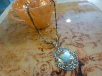 ENGLAND Vintage Silver ネックレス