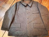 【 French vintage pique hunting jacket 】 recommend for Men.