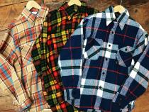 【 vintage checked pattern shirt 】 recommend for Men.