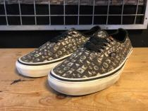 VANS AUTHENTIC (ブラック) USED