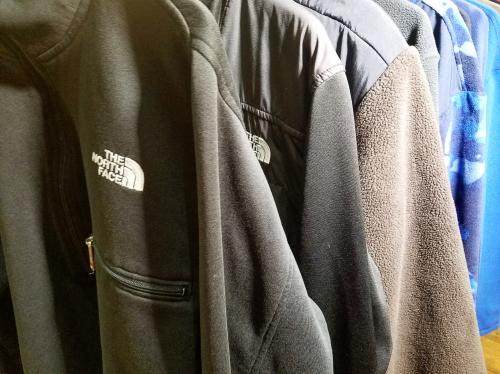 【 THE NORTH FACE 】 fleece zip jacket recommend for Men.写真