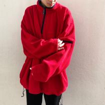 【 fleece zip design jacket 】 recommend for Men.