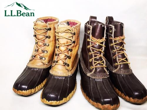 【 L.L.BEAN 】 Lace-up boots recommend for Men.写真