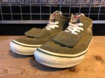 VANS MOUNTAIN EDITION (カーキ) USED