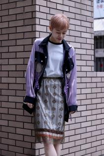 soe 2019SS New Arrival ・Reworked Field Jacket ・T One-Piece With Photograh