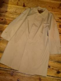1970's Soutien Collar Long Coat