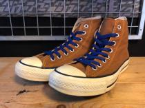 converse ALL STAR C-ON-C HI (ブラウン) USED