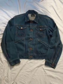 1970's Denim Jacket