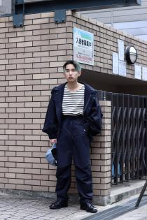 JOHN MASON SMITH 19SS ・SHORT MODS COAT ・EASY MILITALY PANTS M65