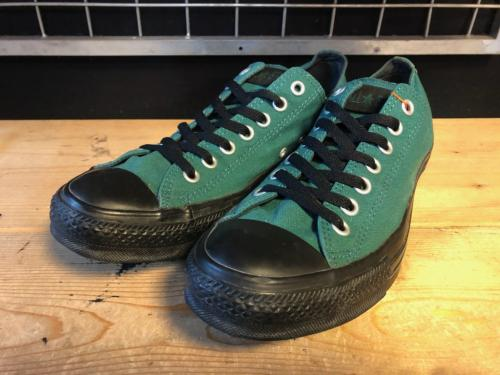 converse ALL STAR PIT OX (グリーン) USED写真