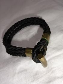 Design Leather Bracelet