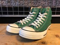 converse ALL STAR HI (グリーン) USED