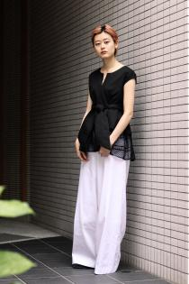 you ozeki 19SS lace top
