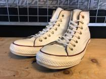 converse ALL STAR BLAZER HI (ホワイト) USED