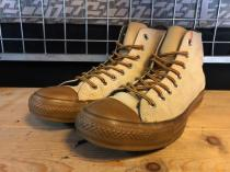 converse ALL STAR WB2 NUBUCK HI (イエロー) USED
