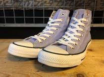 converse ALL STAR HI (ラベンダー) USED