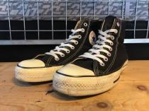 converse ALL STAR HI (ブラック) USED