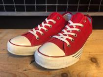 converse ALL STAR 40's OX (レッド) USED