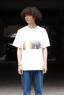 JOHN MASON SMITH 19SS ・Cheryl Dunn SHORT SLEEVE T-SHIRT(LIGHTLEAK MOSH & PINK HAT) ・Cheryl Dunn SHORT SLEEVE T-SHIRT(GIRL WITH FLAG CANYON OF HEROS) ・MADCHESTER SHORT SLEEVE T-SHIRT