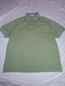 1980~90's Embroidery Design Polo Shirt