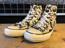 converse ALL STAR PND HI (ホワイト) USED