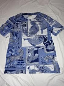 1980~90's Design Short Sleeve Cut and Sewn