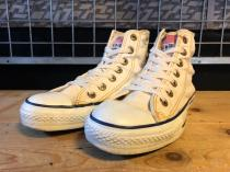 converse ALL STAR HI (ナチュラル) USED