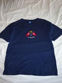 1990's Euro Embroidery T-Shirt