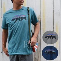 Patagonia / パタゴニア / Men's Fitz Roy Bear Organic T-ShirtがRin中崎店に入荷。