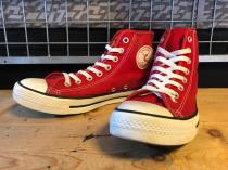 converse ATHLETIC-C HI (レッド) USED