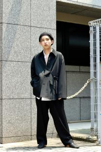New Brand 【UJOH】19AW ・Sacoche Jacket  ・Big Silhouette Pants ・Full Open Shirts