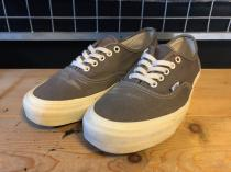 VANS OG AUTHENTIC LX (グレー) USED