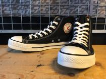 converse ATHLETIC-C HI (ブラック) 新品